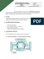 Plan de Gestion de Calidad Uni 2011 1