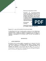 C-318-08 Sustitución de La Detención Preventiva