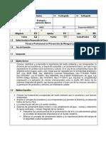 Microdiseño Ecologia y Saneamiento Basico 2019-1