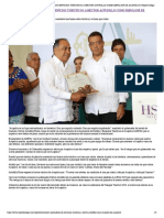 22-05-2019 RECONOCEN PRESTADORES DE SERVICIOS TURÍSTICOS A HÉCTOR ASTUDILLO COMO IMPULSOR DE ACAPULCO.