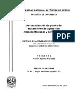 Automatización Con Microcontrolador
