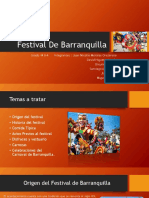 Festival De Barranquilla diapositivas de 8°-4