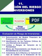 IE-11 (Análisis de Riesgo de Inversiones)