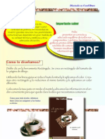 Cartel Coffe Explicado en Corel Draw