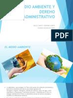 Medio Ambiente y Dereho Administrativo