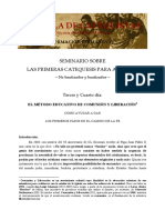 Catequesis Precatecumenado de CL