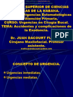 Eb Accidenycomplicacexodoncia