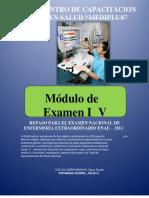 Examen Nacional Enfermeria