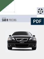 VolvoS60RMY05PricesTechSpecs