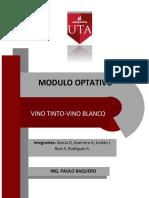 Vino Tinto-Vino Blanco