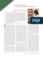 Behavior Analysis in the Era of Medicalization