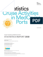 Medcruise Statistics Report 2018