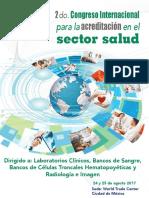 Congreso Internacional Para La Acreditación Del Sector Salud