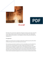 Analisis Sobre Beowulf