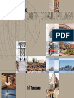 Toronto Official Plan (Chapters 1-5) (June 2015)