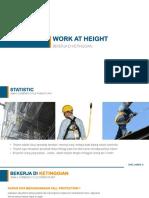 Bekerja di ketinggian