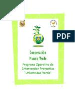 POIP Grupo Cooperación Mundo Verde