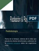 1 Clase Radiacion y Rayos