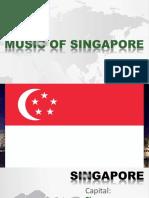 Music of Singapore