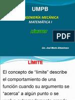 MECÁNICA I LÍMITES.ppt