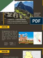 Urubamba - Cusco