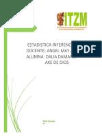 Breve Historia de La Estadística
