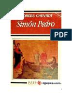 Chevrot, G._simon Pedro