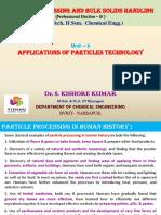 5 Applications