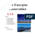 Experimentos de Energia Renobables