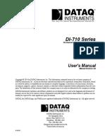 Di710 Manual