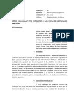 Alegatos de Defensa Quispe Amat G-60 d.l. 1150-2014