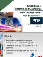 Impactos Ambientais Dos Transportes