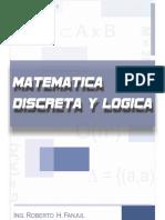 Matemática discreta y lógica