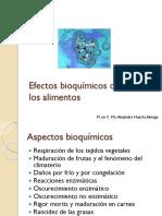 Efectos Bioquimicos Del Frio
