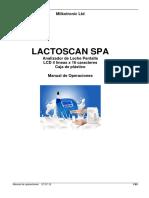 Lactoscan SPA Esp