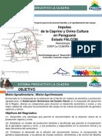 Cdep La Cuadra Propuesta Paraguana