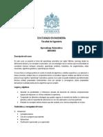 Aprendizaje Automatico - 400cio003 0