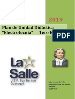 PUD - Electrotecnia