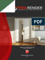 TheaForSketchUp v2 Manual Es MX