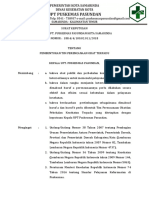 4. Surat Keputusan Tim Pot