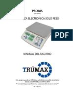 Manual Prixma