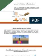 Metodos Para Cables Calentador Produccion II