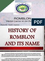 Region 4b Romblon