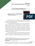 Artigo Sobre Automação de Bibliotecas.