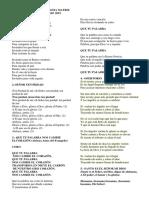 Cantos Para La Misa Del Sabado 8 de Junio