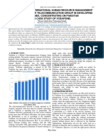 EVALUATING AN INTERNATIONAL HUMAN RESOURCE MANAGEMENT STRATEGY FOR NEW TELECOMMUNICATION GROUP IN DEVELOPING COUNTRIES, CONCENTRATING ON PAKISTAN (A CASE STUDY OF VODAFONE)