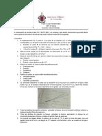 Física I Curso Intersemestral Taller
