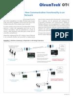 OleumTech the Power of Peer to Peer Communication Functionality in an OTC Wireless Sensor Network