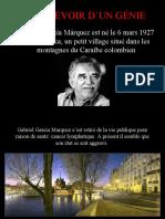 Adieu Gabriel Garcia