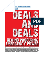Deals and deals behind procuring emergency power.docx